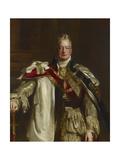 Portrait of King William Iv, Wearing the Robes of the Garter, C.1831 Giclée-Druck von Sir David Wilkie