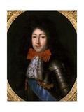 Louis XIV as Dauphin Giclée-Druck von Joseph Vivien