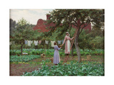 September, 1915 Giclee Print by Edmund Blair Leighton