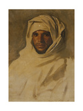A Bedouin Arab Giclee Print by John Singer Sargent