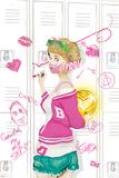 Marvel Heartbreakers 1 Cover: Boomer Affiches par Mike Del Mundo