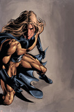 Dark Avengers No.13 Cover: Sentry Poster af Mike Deodato