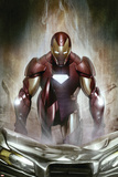 Iron Man: Director Of S.H.I.E.L.D. No.30 Cover: Iron Man Poster