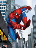 Spider-Man In the City Poster