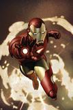 Iron Man No.4 Cover: Iron Man Plakater af Adi Granov