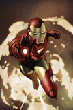 Iron Man No.4 Cover: Iron Man Posters by Adi Granov