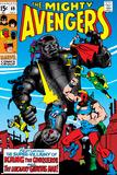 Avengers No.69 Cover: Kang Affiches par Sal Buscema