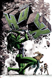 She-Hulk No.24 Cover: She-Hulk Posters af Mike Deodato