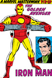 Tales Of Suspense No.61: Iron Man, Stark and Tony Affiches par Don Heck
