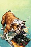 WWH Aftersmash: Damage Control No.2 Cover: Hulk Posters av John Romita Jr.