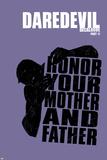 Daredevil 72 Cover: Daredevil Poster by Alex Maleev
