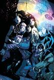 Runaways No.7 Cover: Dean Poster by Humberto Ramos