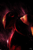 The Invinvible Iron Man No.27 Cover: Iron Man Plakater