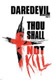 Daredevil 75 Cover: Daredevil Prints by Alex Maleev