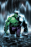Incredible Hulk No.77 Cover: Hulk Posters by Lee Weeks