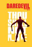 Daredevil 73 Cover: Daredevil Prints by Alex Maleev