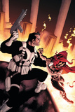 Punisher No.10 Cover: Punisher PosterMike McKone
