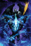 Ghost Rider: Danny Ketch No.5 Cover: Ghost Rider Plakater av Clint Langley