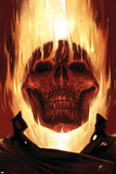 Ghost Rider No.23 Cover: Ghost Rider Plakater