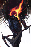 Ghost Rider No.22 Cover: Ghost Rider Poster