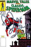 Marvel Tales: Spider-Man No.224 Cover: Spider-Man and Doctor Octopus Charging Poster by Todd McFarlane