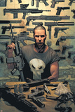 Punisher No.1 Cover: Punisher Poster di Tim Bradstreet