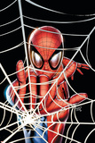 Spider-Man: Brand New Day - Extra!! No.1 Cover: Spider-Man Charging Posters af Greg Land