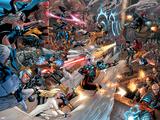 X-Men vs. Agents of Atlas No.2 Group: Storm Poster av Carlo Pagulayan