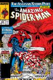 Amazing Spider-Man No.325 Cover: Spider-Man and Red Skull Julisteet tekijänä Todd McFarlane