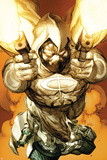 Vengeance of the Moon Knight No.1 Cover: Moon Knight Posters av Leinil Francis Yu