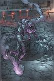 Marvel Team-Up No.10 Cover: Sleepwalker Prints by Scott Kolins