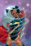 X-Treme X-Men No.39 Cover: Storm Posters av Salvador Larroca