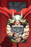 Thor: Blood Oath No.6 Cover: Thor Prints by Scott Kolins
