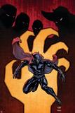 Black Panther No.3 Cover: Black Panther Posters av John Romita Jr.