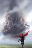 Thor No.601 Cover: Thor Poster