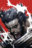 Wolverine: Soultaker No.1 Cover: Wolverine Affiches