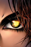 X-Men: Phoenix - Endsong No.5 Cover: Phoenix, Grey and Jean Posters af Greg Land