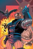 X-Men No.183 Cover: Apocalypse Posters av Salvador Larroca