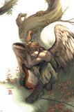Uncanny X-Men No.438 Cover: Icarus Posters av Salvador Larroca
