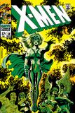 X-Men No.51 Cover: Dane, Lorna and X-Men Stampa di Jim Steranko