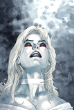 X-Men No.167 Cover: Emma Frost Posters av Salvador Larroca