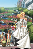 X-Men: Manifest Destiny No.2 Cover: Emma Frost Posters by Humberto Ramos