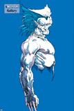 Wolverine Classic V1: Wolverine Posters av Barry Windsor-Smith