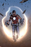 Iron Man Legacy No.8: Tony Stark Walking Posters by Steve Kurth