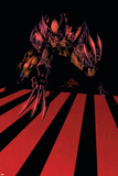 Wolverine Annual No.2 Cover: Wolverine Poster par Mike Deodato