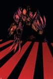 Wolverine Annual No.2 Cover: Wolverine Poster di Mike Deodato