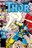 Thor No.339 Cover: Beta-Ray Bill Posters by Walt Simonson