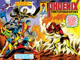 Phoenix: The Untold Story No.1 Cover: Grey Plakat av John Byrne
