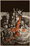 Daredevil No.10 Cover Poster by Paolo Rivera