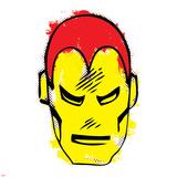 Marvel Comics Retro: The Invincible Iron Man Prints